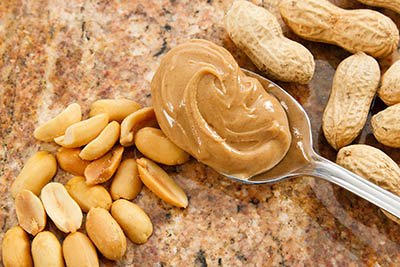 Nuts are a potential trigger for food allergy