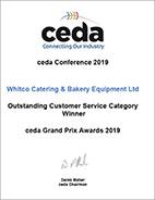 Ceda winner award