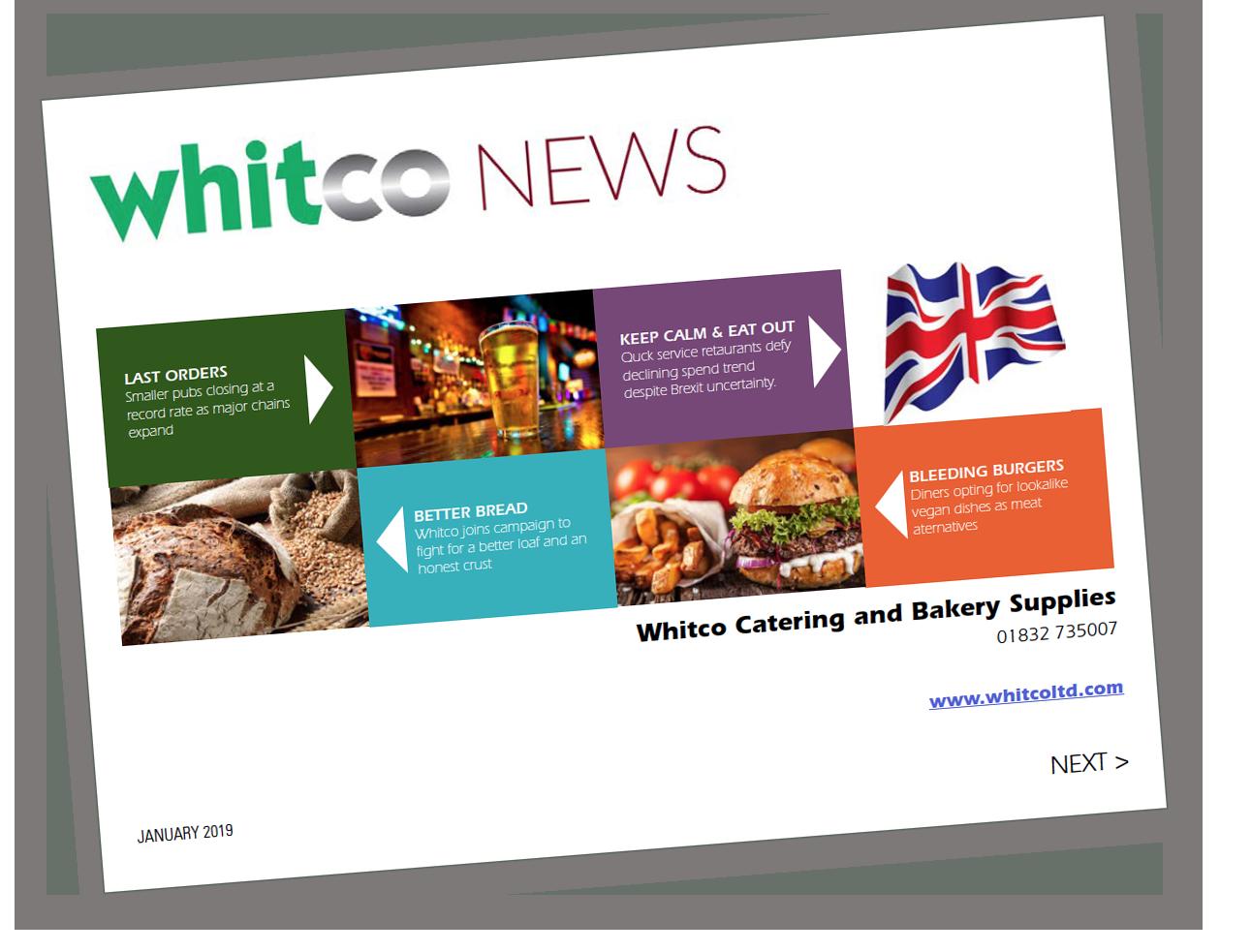 Whitco News Cover