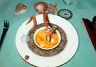 Fish soup bouiliabaise