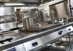 Whitco always hold high stock levels of commercial catering equipment